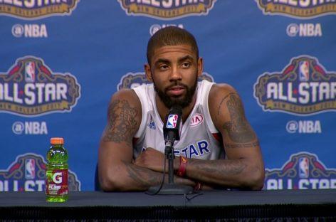 NBA: Kyrie Irving poprosił o transfer?!
