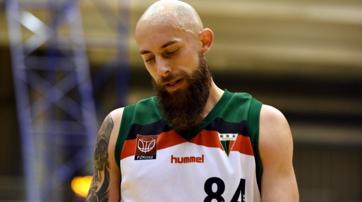 1LM: Hubert Mazur: To była taka bijatyka, mniej ładnej koszykówki