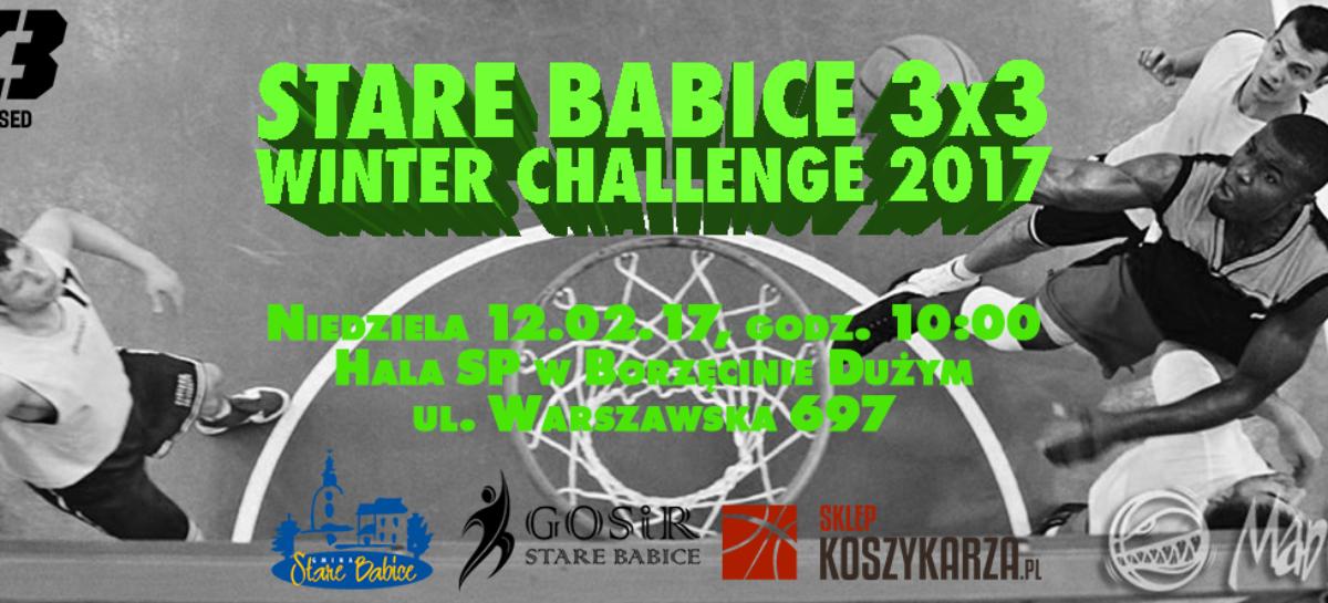 Zapraszamy na 3×3 Challenge w Starych Babicach
