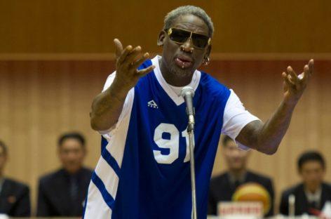 NBA: Dennis Rodman skazany