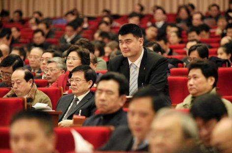 NBA: Yao Ming na czele chińskiej koszykówki
