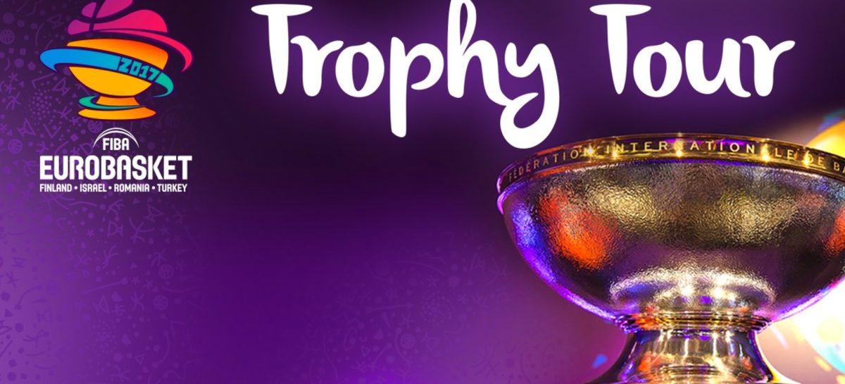 Puchar dla zwycięzcy EuroBasketu w Polsce