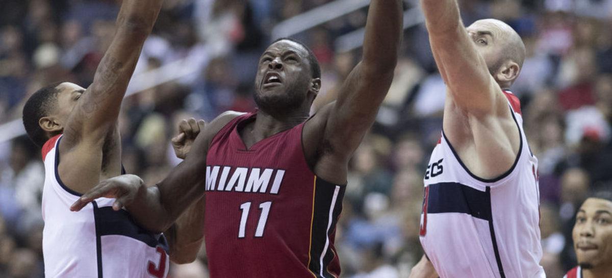 NBA: Koniec sezonu zawodnika Heat?