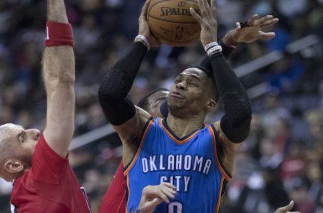 NBA: 15 minut najlepszych akcji sezonu!