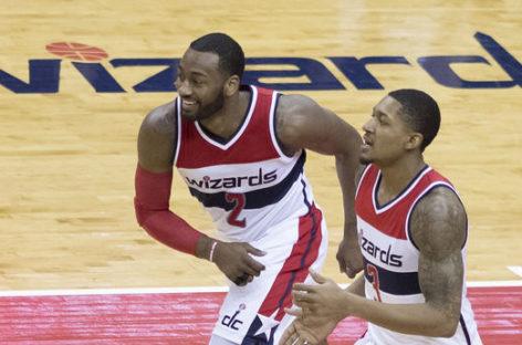 NBA: Wall wzywa swój zespół do walki