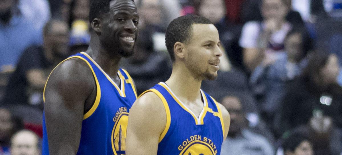 Wyniki NBA: Triple-double LBJ-a i Westbrooka, Warriors ratują się w ostatniej kwarcie