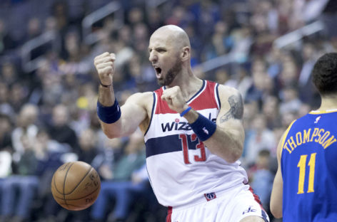 Sobotni wieczór z NBA Playoffs! O 23.30 w Canal+ Sport Gortat vs Howard!