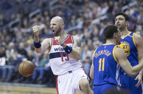 Wyniki NBA: Wizards ograli Cavs! 10 punktów Gortata
