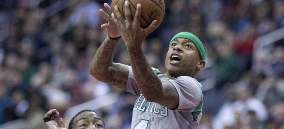 """NBA: Celtics najgorszą """"jedynką"""" w historii?"""