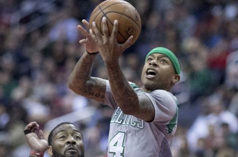NBA: Thomas zagra, Gobert musi poczekać
