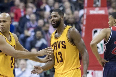 NBA: Sanders nie jest gotowy, Thompson ostoją Cavs