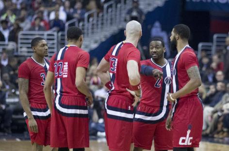 NBA: Wizards pokonują Suns. Dudley i Jennings wyrzuceni z boiska