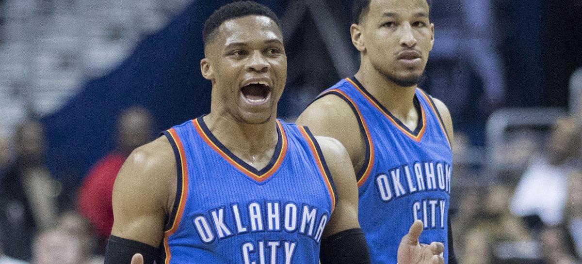 Westbrook: Pier**** historyczne triple-double