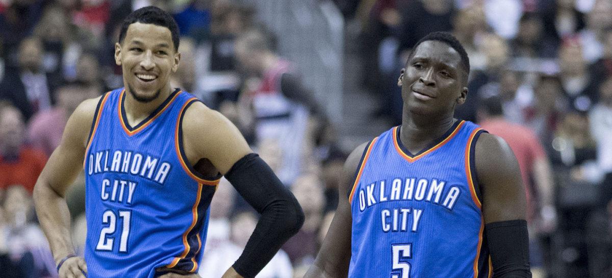 Wyniki NBA: Beztroska noc, game-winner Victora Oladipo