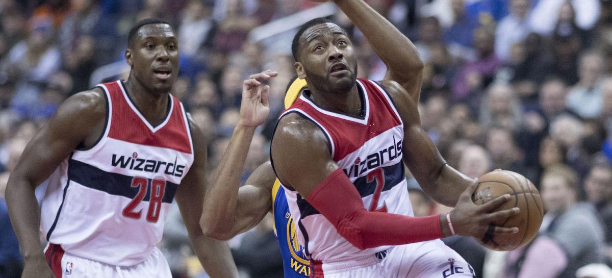 Wyniki NBA: Wizards wygrywają back-to-back, double-double Gortata