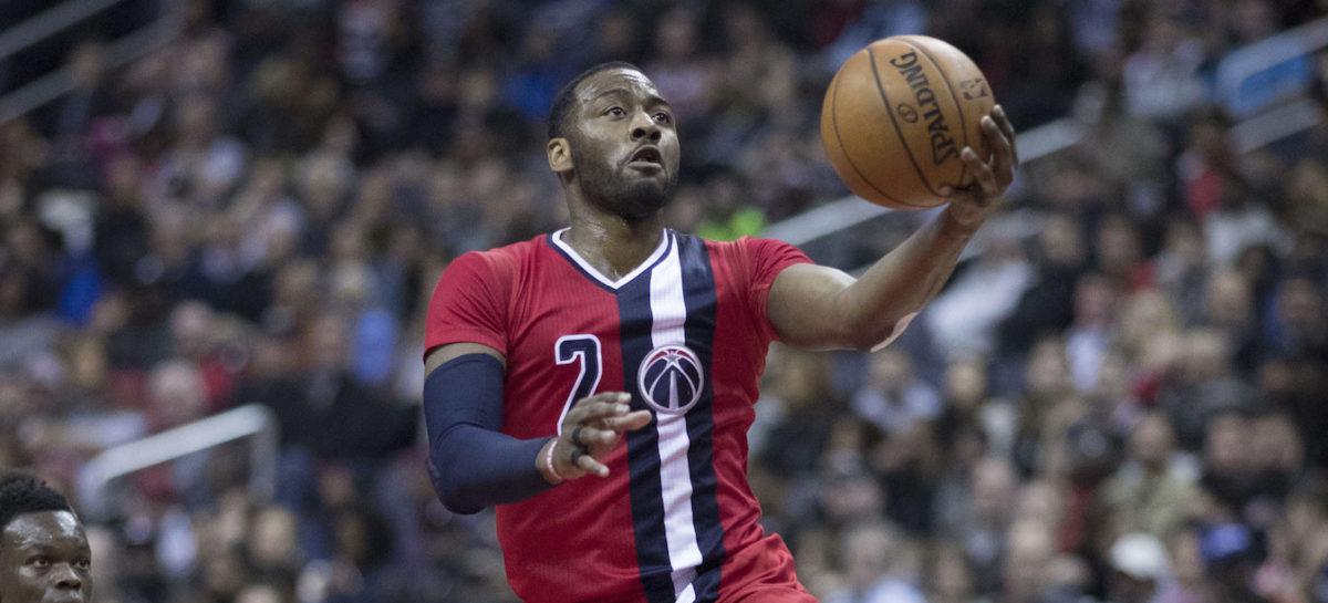 Wyniki NBA: Wizards wracają z dalekiej podróży i wygrywają dywizję!