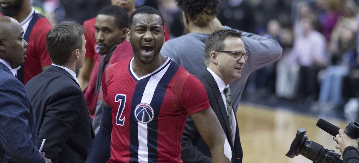 NBA: Mocne słowa Walla o postawie Wizards