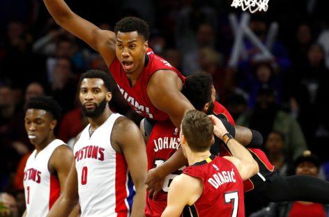 Niedzielny wieczór z NBA! Początek o 21.30 na Canal+ Sport!