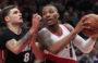 NBA: Lillard sfrustrowany, ale bezradny