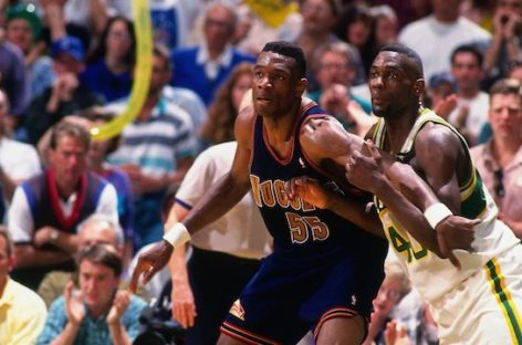 Playoffs 1994 – Nuggets na przekór historii
