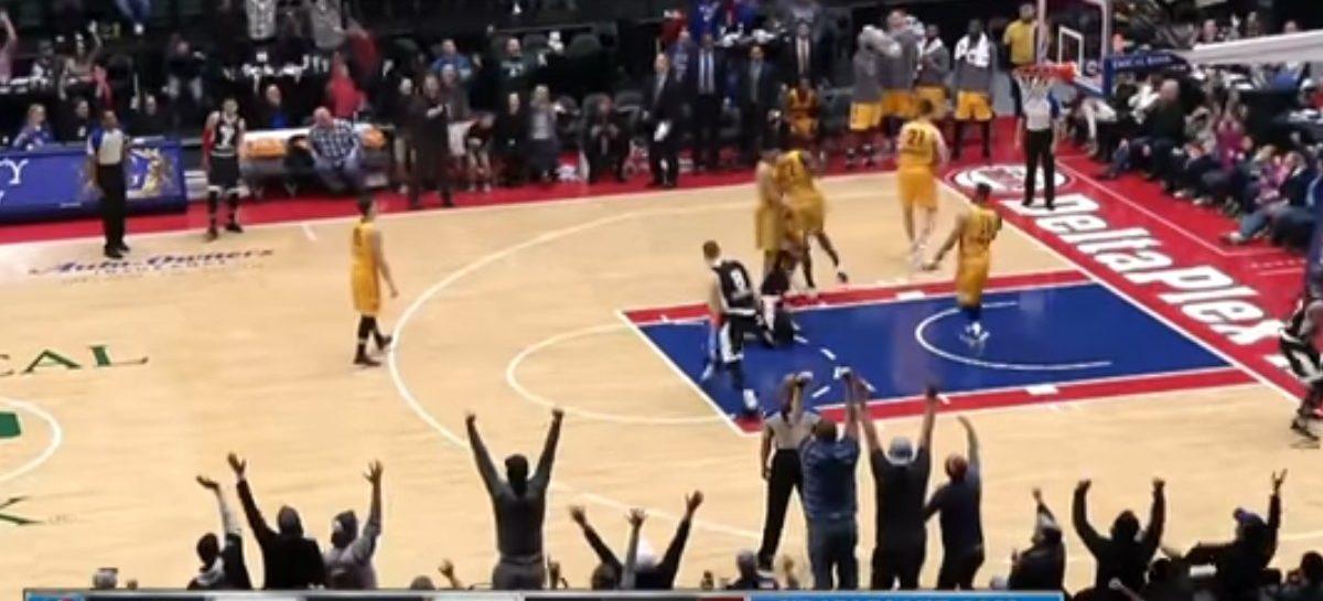 NBA: Tak się wygrywa w D-League!