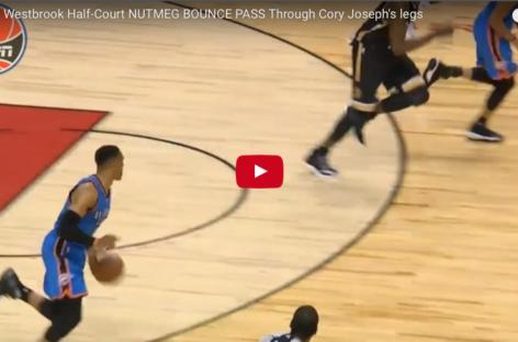 NBA: Westbrook z asystąsezonu?!