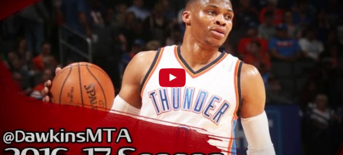 NBA: Russell Westbrook przechodzi do historii!