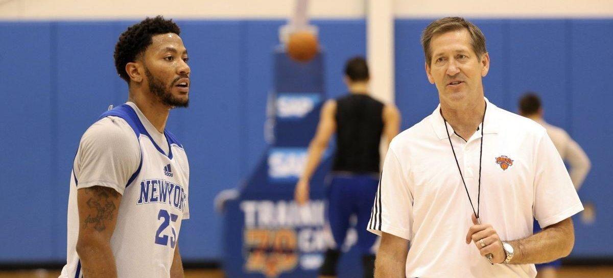 NBA: Rose kończy sezon urazem kolana