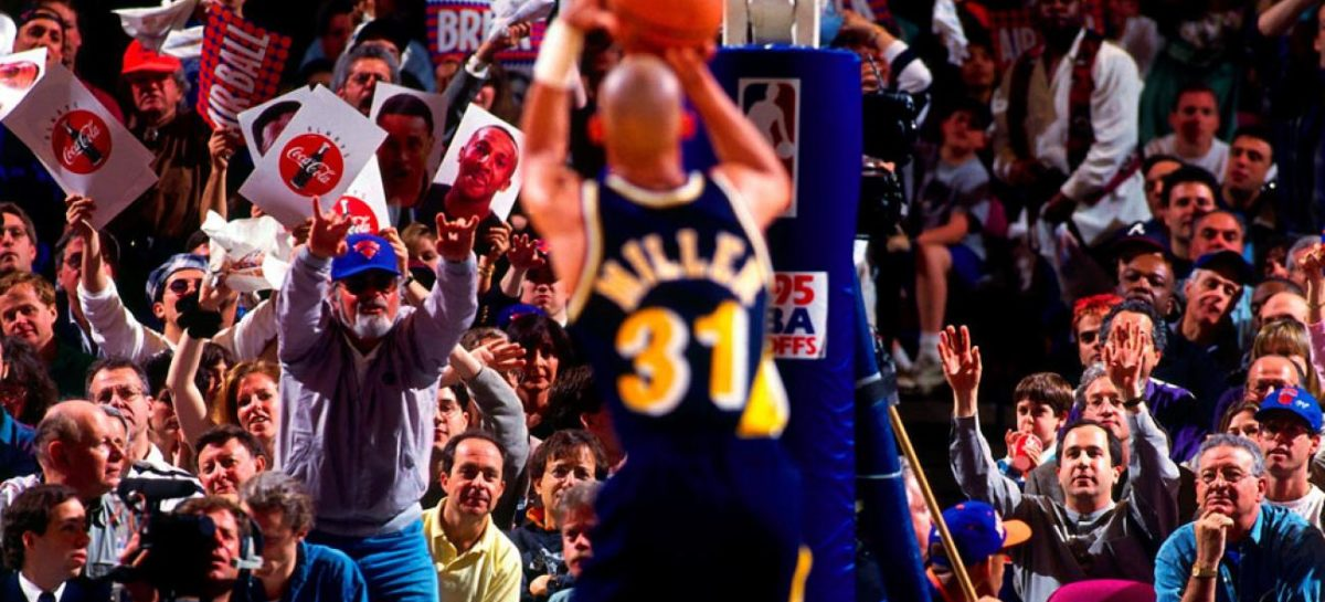 NBA: Playoffs 1994 i 1995 – It's Miller time!