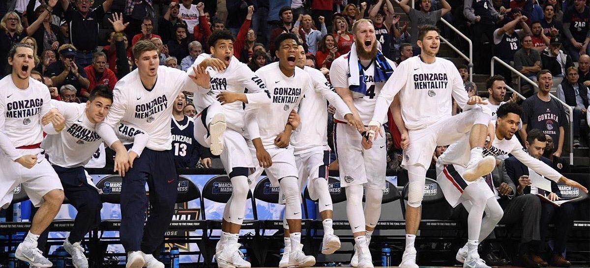 NCAA: Gonzaga Bulldogs w finale! Świetny występ Przemysława Karnowskiego!