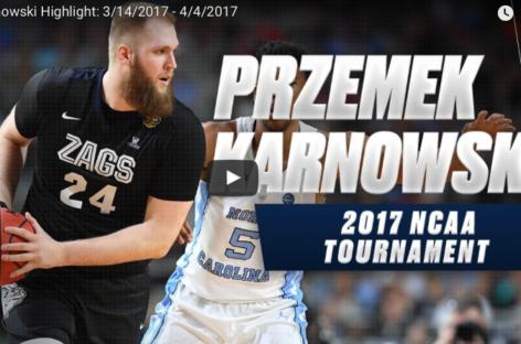 Video: Najlepsze zagrania Przemka Karnowskiego