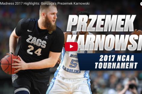 Karnowski z nagrodą dla najlepszego centra NCAA