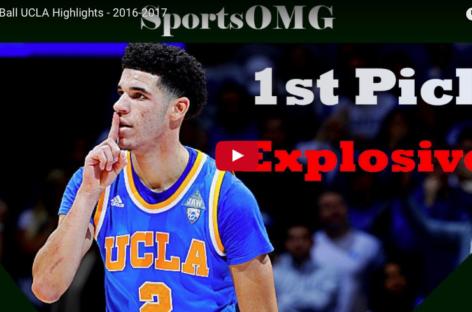 NBA: Czy Lonzo Ball powinien poprawić technikę rzutu?