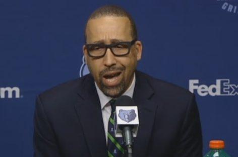NBA: Grizzlies zwalniają trenera!