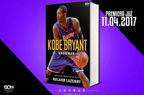 Kobe Bryant. Showman – rusza przedsprzedaż książki Lazenby'ego!