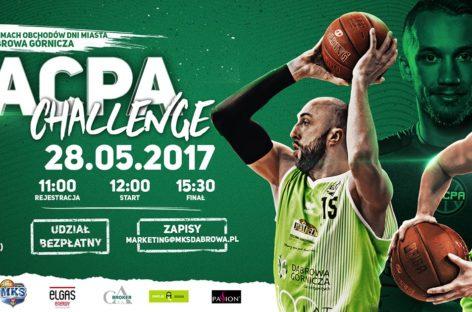 Kacpa Challenge w Dąbrowie Górniczej!