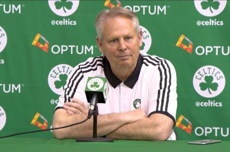NBA: Celtics oddali swój wybór Sixers!