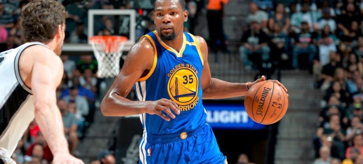 NBA: Kto w przyszłym sezonie zarobi więcej od Kevina Duranta?