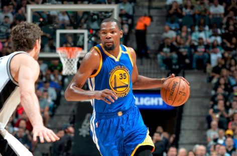 Durant: Nikt nie chce grać w Under Armour