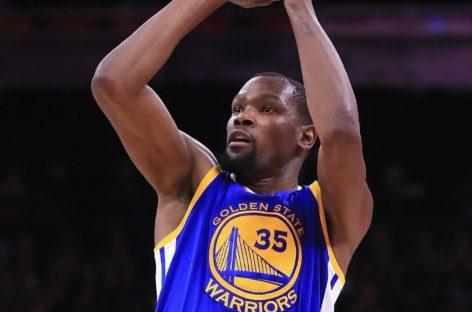 NBA: Kevin Durant zapisuje się w historii