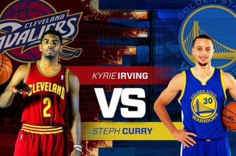 Finały NBA: Pojedynek czarodziei dryblingu