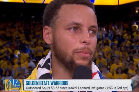 Wyniki NBA: Wielki powrót Warriors w cieniu kontuzji Kawhi'ego Leonarda