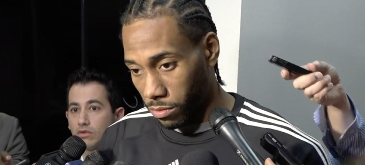 NBA: Leonard poza grą w meczu numer 2! (aktualizacja)