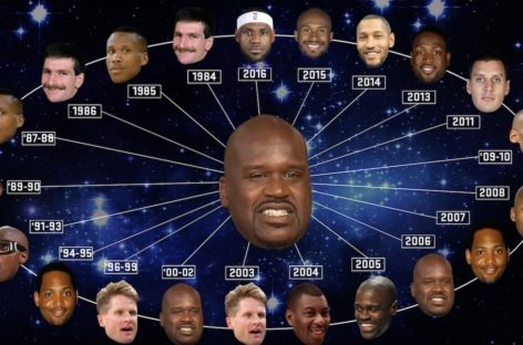 NBA: Niesamowita seria Shaqa wciąż trwa! NIEZWYKŁE!