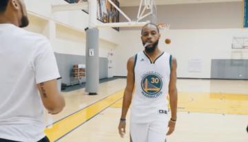 Król parodii graczy NBA powraca – Steph Curry bohaterem