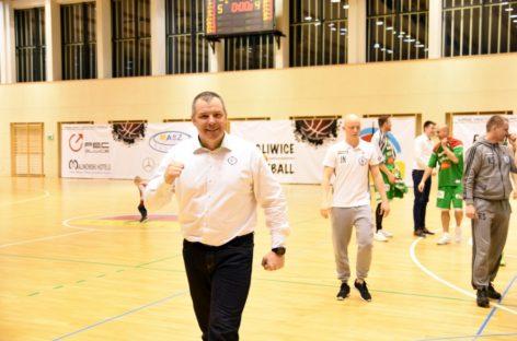 PLK: Legia Warszawa z trenerem Piotrem Bakunem u steru także w PLK