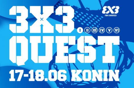 3×3 QUEST 2017 zaczynamy w Koninie!