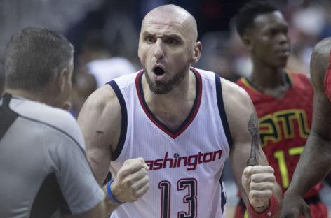 NBA: Gortat na liście transferowej Wizards?
