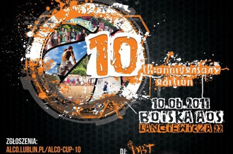 Streetball w Lublinie: Alco Cup 10