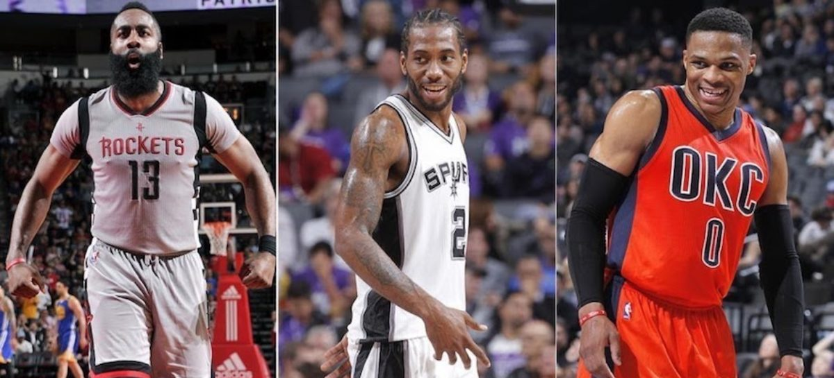 Nagrody NBA 2017: Kto nominowany? Kto wygra? Wybieramy! (sondy)